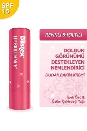 Blistex Renk Ve Işıltı Etkili Nemlendirici Spf15 - Lip Brilliance Spf15 3,7 G 0