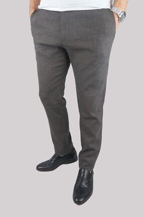 Mcr Erkek Gri Kumaş Pantolon 38763 0