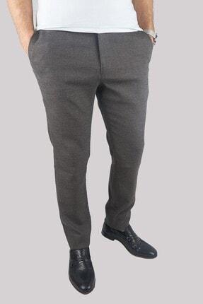 Mcr Erkek Gri Kumaş Pantolon 38763 1