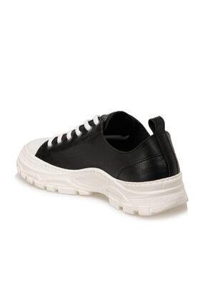 Butigo MARTİN Siyah Kadın Havuz Taban Sneaker 100913040 2