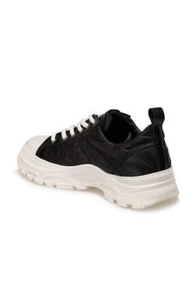 Butigo LEE Siyah Kadın Havuz Taban Sneaker 100913019 2