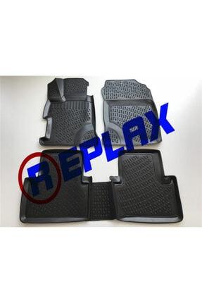 REPLAX Honda Civic 2001-2005 Arası 3d Havuzlu Paspas A+kalite 0