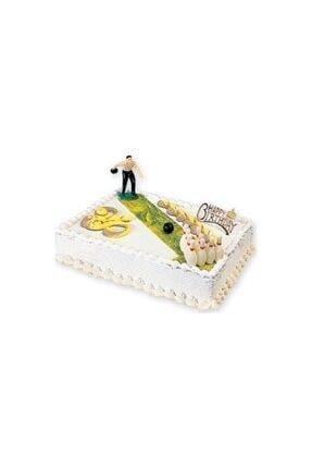 sweetsorcery Bowling Pasta Üstü Süslemesi (oyuncu Labutlar Top) 0