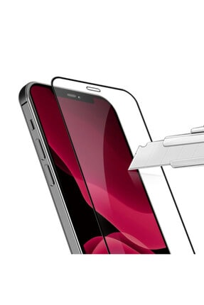 JACQUELYN Apple Iphone X / Xs / 11 Pro Full Premium 9d Kavisli Tam Kaplayan Kırılmaz Cam Ekran Koruyucu Film 2