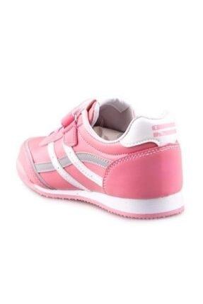 Cosby Kız Çocuk Pembe Ortopedik Günlük Spor Ayakkabı 234 2