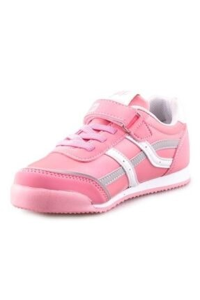 Cosby Kız Çocuk Pembe Ortopedik Günlük Spor Ayakkabı 234 4