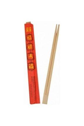 NETTENYOLLA Bambu Chopstick Çin Çubuğu (21 Cm) 10 Adet 0
