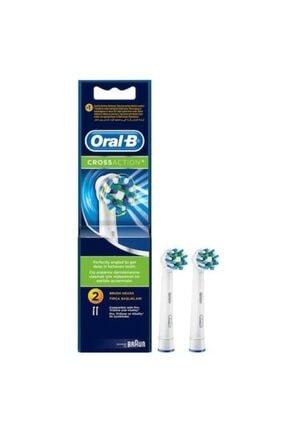 Oral-B Cross Action Diş Fırçası Yedek Başlığı 2 Adet 0