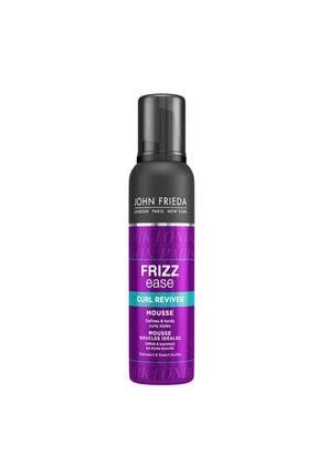 John Frieda Bukle Belirginleştirici Saç Köpüğü - Frizz-ease Curl Reviver Styling Mousse 200ml 0