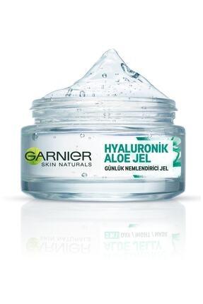 Garnier Hyaluronik Aloe Jel - Günlük Nemlendirici Jel 50 Ml 3