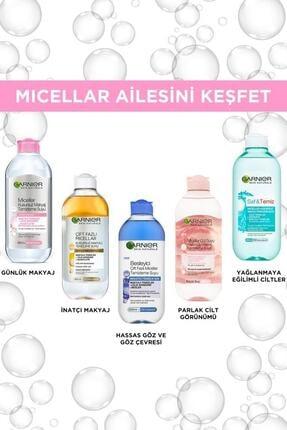Garnier Micellar Gül Suyu Kusursuz Makyaj Temizleme & Işıltı 400 Ml 3600542326858 3