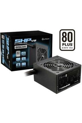 SHARKOON SHP650 V2 650W 80+ Güç Kaynağı SHP650V2 0