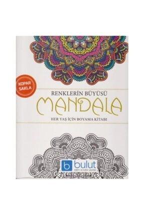 Bulut Eğitim Yayınları Renklerin Büyüsü Mandala | Bulut Eğitim Komisyon | 0