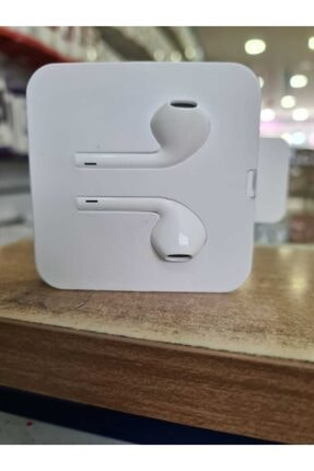 Apple Iphone 11 Kulaklık Lightning Konnektörlü Earpods Kutusuz Orjinal Ürün 1