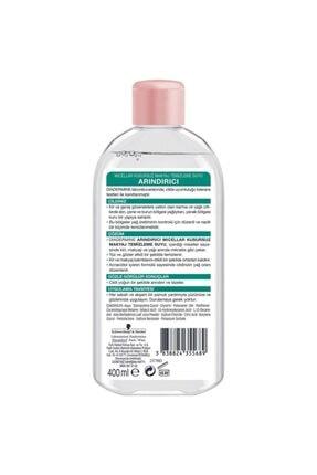 Diadermine Makyaj Temizleme Suyu Micellar Kusursuz Arındırıcı 400 Ml. (karma Ve Yağlı Ciltler) 1