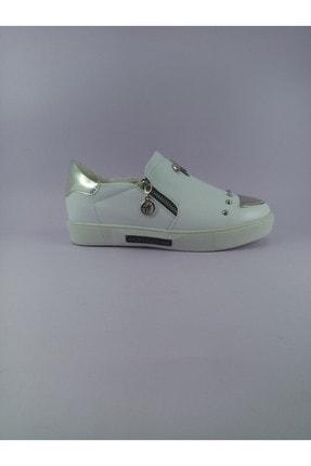 Kadın Beyaz Spor Ayakkabı 7499 BEYAZ
