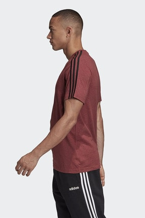 adidas Erkek Kırmızı Günlük Giyim T-shirt E 3s Tee Gd5372 1