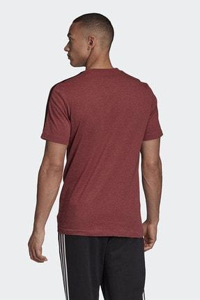 adidas Erkek Kırmızı Günlük Giyim T-shirt E 3s Tee Gd5372 2