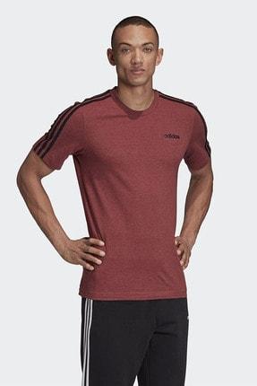adidas Erkek Kırmızı Günlük Giyim T-shirt E 3s Tee Gd5372 3