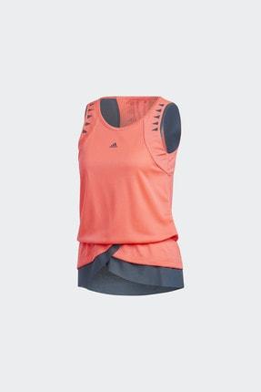 adidas TANK P.HRDY Mercan Kadın Kolsuz T-Shirt 101118137 4