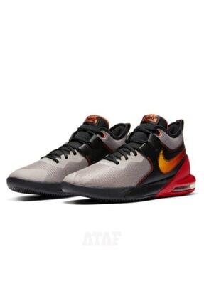 Nike Erkek Air Max Impact Ennigma Stone Camellia Basketbol Ayakkabısı 0
