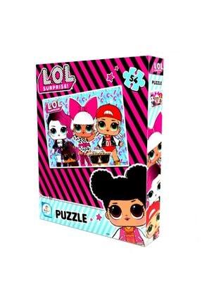 Lol 54 Parça Puzzle 0