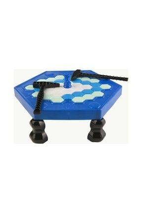 Moli Toys Buz Tuzağı Ice Trap Buz Kırma Oyunu Son Kale 1