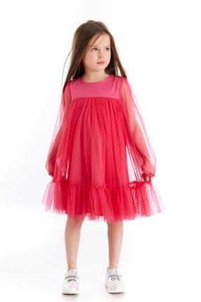 Colorinas Scarlett Tütü Elbise Fusya 0