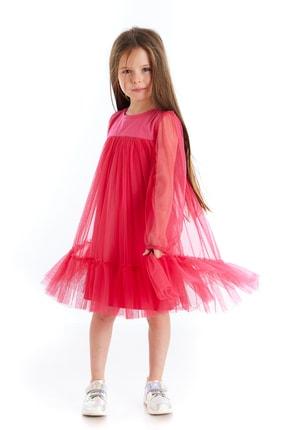 Colorinas Scarlett Tütü Elbise Fusya 1