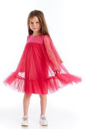 Colorinas Scarlett Tütü Elbise Fusya 3