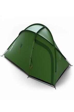 Husky Bronder 4 Kişilik Yeşil Çadır 16.0.hus.cam1h0-7880.000 2
