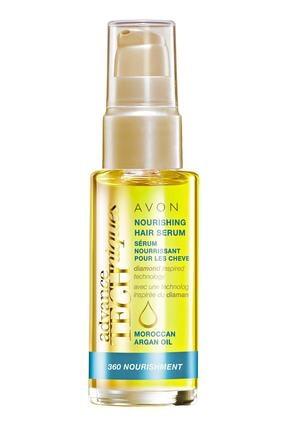 Avon Advance Techniques Fas Argan Yağı İçeren Besleyici Saç Serumu 30ml 0