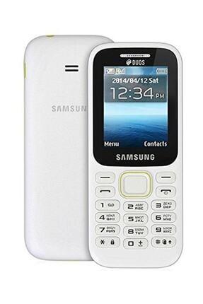 Samsung B310e (Çift SIM) Beyaz Tuşlu Cep Telefonu 2