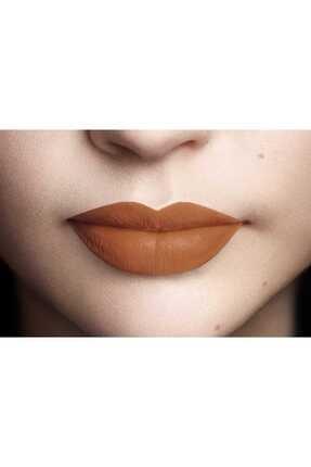 L'Oreal Paris Kahverengi Les Chocolats Ultra Matte Liquid Lipstick 860 Likit Mat Ruj 4