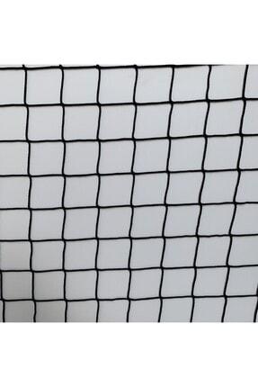 Nodes 100*400cm Siyah  Balkon Filesi Ağı 0