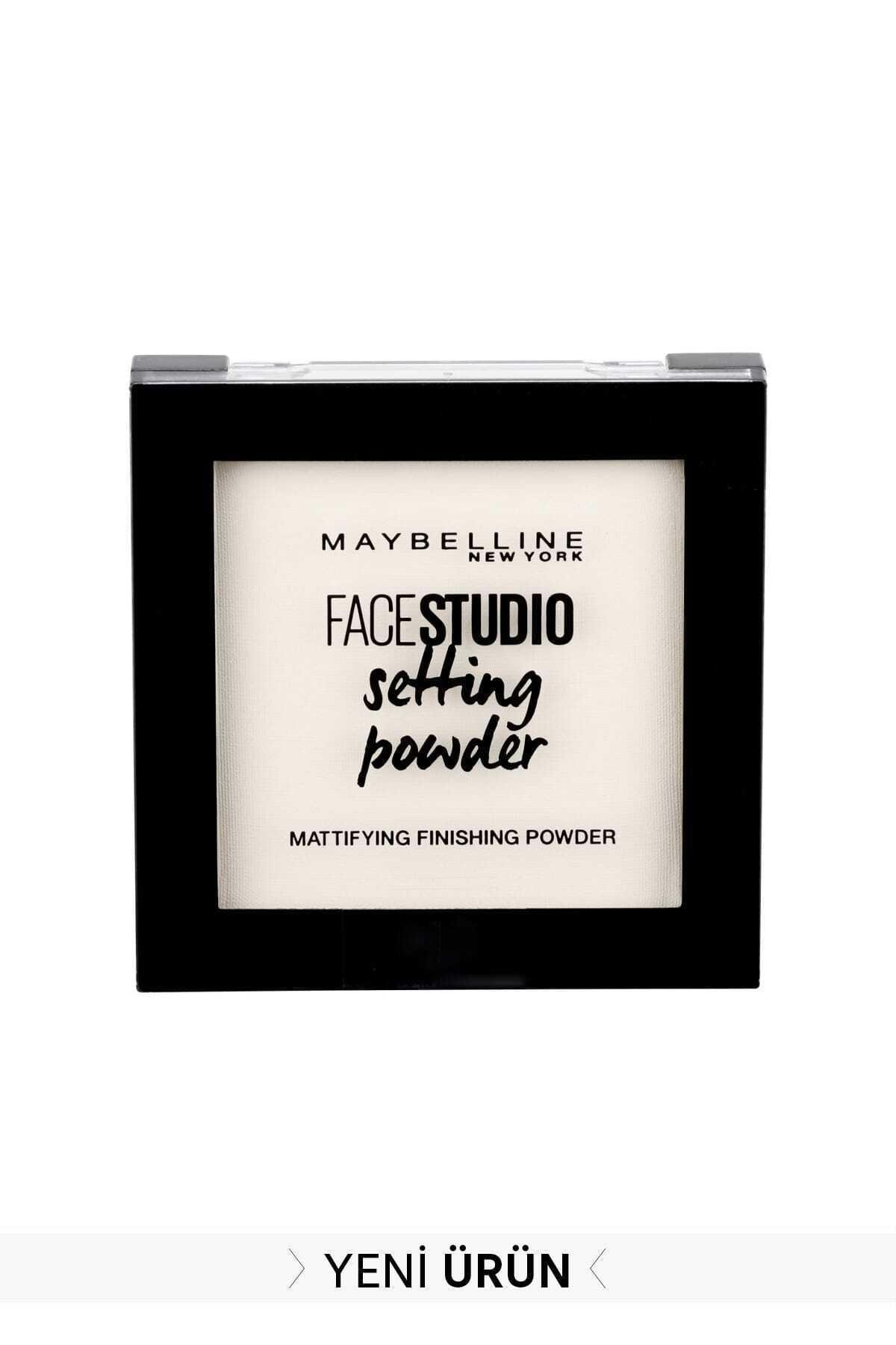 Pudra Face Studio Setting Powder 009 Ivory 3600531540005