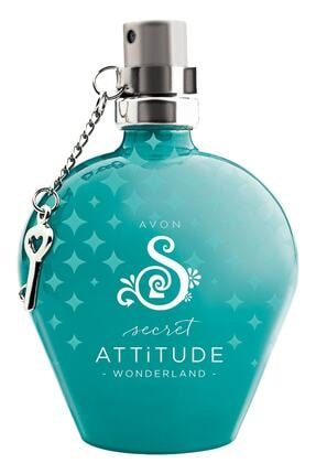 Avon Secret Attitude Wonderland Edt 50 ml Kadın Parfümü 5050136409784 0