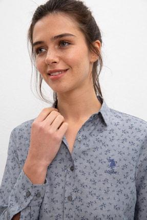 US Polo Assn Kadın Gömlek G082SZ004.000.996055 1