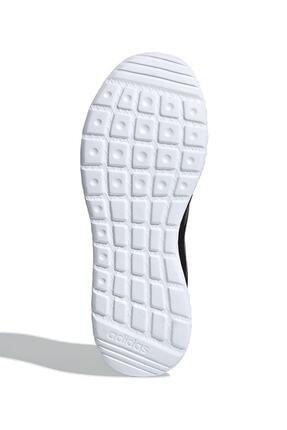 adidas Erkek Siyah Bağcıklı Koşu Ayakkabısı 4