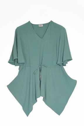 Journey Kadın Mint Yeşil Bluz 0