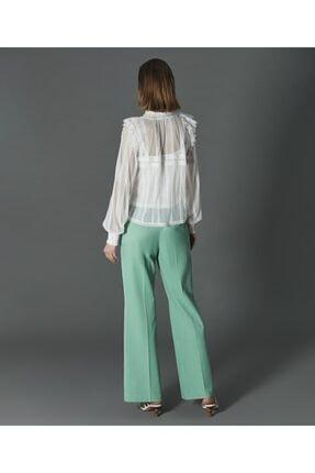 İpekyol Kadın Beyaz Dantel Bluz 2