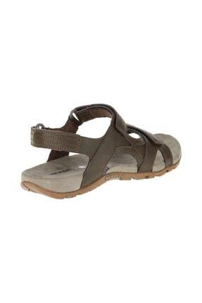 Merrell Erkek  Haki Sandspur Rift Sandalet 3