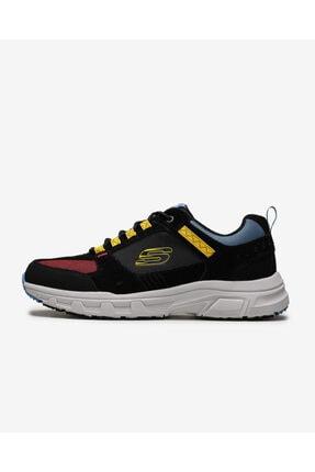 Skechers Erkek Siyah Sarı Ayakkabı 51893 Bkyl 0