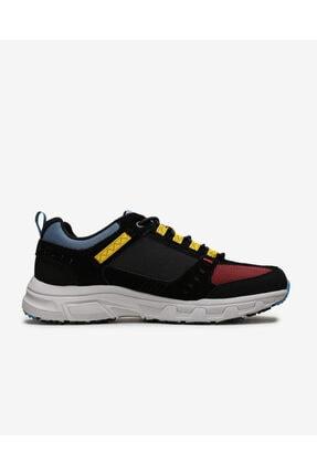 Skechers Erkek Siyah Sarı Ayakkabı 51893 Bkyl 1
