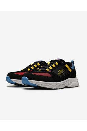 Skechers Erkek Siyah Sarı Ayakkabı 51893 Bkyl 2