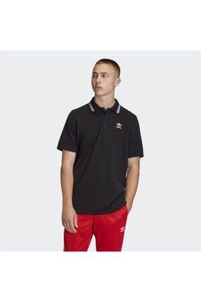 adidas Black Pıque Polo 0
