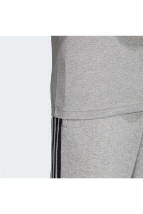 adidas Erkek T-shirt - E Lin Tee - Du0409 3