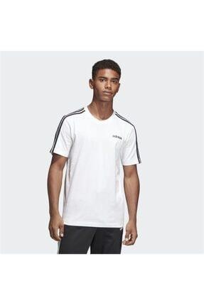 adidas E 3S TEE Beyaz Erkek T-Shirt 100411859 0