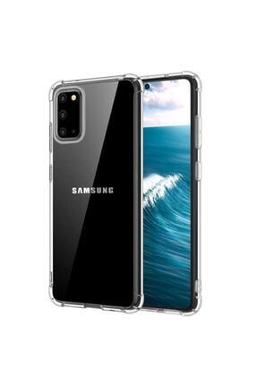 Samsung Galaxy A31 Nitro Anti Shock Silikon Kılıf 0