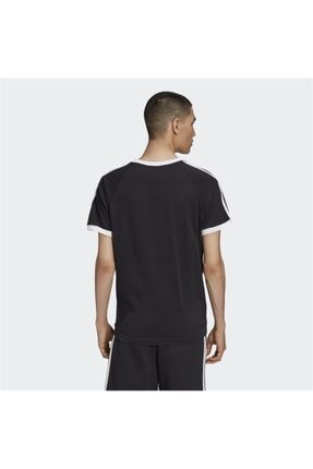 adidas Erkek Originals T-shirt - 3-Stripes Tee - CW1202 2